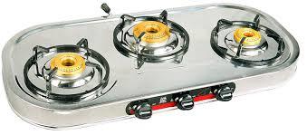 gas stove burner. Contemporary Burner 3 Burner Gas Stove Throughout