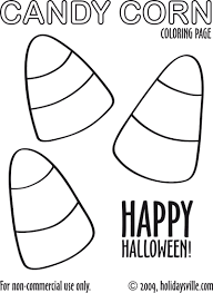 halloween candy coloring page. Candy Corn Coloring Sheet Halloween Pages Getcoloringpages Free For Page
