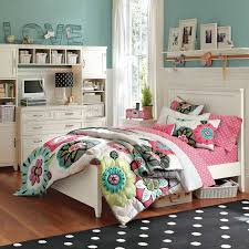 Amazing Pottery Barn Teen Bedroom Designs Inspiration, 25 kids ... & New~Pottery Barn Teen Camilla Floral Twin Quilt--Wall Color Adamdwight.com