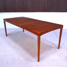 1960s dining table dining table by henry w klein for bramin 1960s 12753