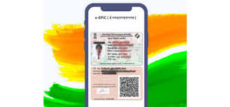 voter id on mobile journalsofindia