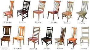 styles of dining chairs types of dining chairs dining room chair types of chair styles best