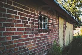 old forgotten abandoned bricks
