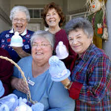 Helping hands: Mad Hatters keep knitting needles busy | The Spokesman-Review