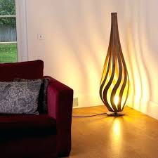 best cool floor lamps images on living room cordless for