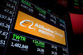 Alibaba seeks one-to-eight stock split as the first step toward a secondary  listing that may raise as much as US$20 billion