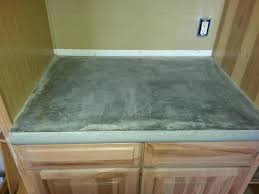 countertop solutions reviews pour using concrete mix from