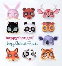 There's now over 400 masks (and counting) in the collection, including everything from aardvarks and zebras to aliens and zombies! Printable Animal Masks Download Easy To Make Mask Templates Now