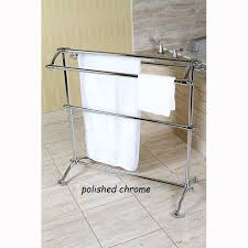 standing towel rack. Standing Towel Rack E