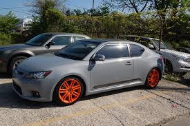 Orange Scion Tc - Auto Express