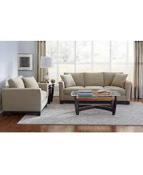 Kenton Fabric Sofa Created for Macy s