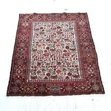 wool area rug cleaning how