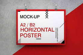 Poster Mockup Free Free Download Poster Mockup In Psd For Presentation