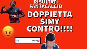fantacalcio E ANCHE OGGI SI VINCE LA PROSSIMA!!! DOPPIETTA SIMY  CONTRO!!!😡😡 RISULTATO FANTACALCIO - YouTube