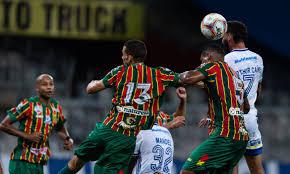 Here is our csa al v sampaio correa tip and game preview. Serie B Sampaio Correa Vence No Mineirao E Cruzeiro Segue No Z4