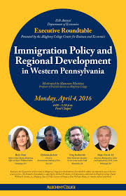 Round Table Special Executive Roundtable Economics Allegheny College Meadville Pa