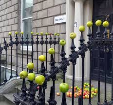 apples office. how do you like them apples fine gael office