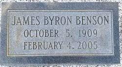 James Byron Benson (1909-2005) - Find A Grave Memorial