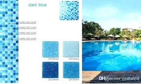 modern pool waterline tiles pool tile colors best pool tile colors glass mosaic tile for swimming