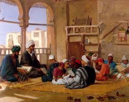 Hasil gambar untuk pendidikanmasa umayyah