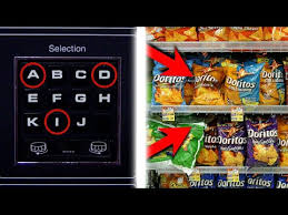 Vending Machine Tricks Adorable Top 48 COOLEST VENDING MACHINE Tricks Free Money Free Snacks A