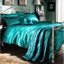 comforter sets teal king size comforter leopard charming duvet cover bed set teal duvet cover