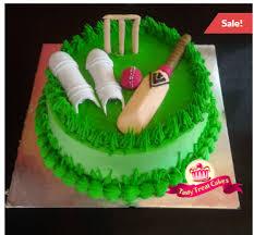 Cricket Fondant Cake At Rs 1445 Pack Y P Pawar Nagar Kolhapur