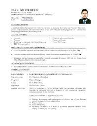 American Resume Format Resume Format Template Resume Format Sample
