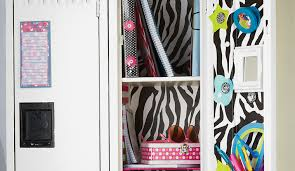 how to decorate your locker