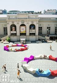 contemporary public space furniture design bd love. yard furniture museumsquartier vienna ppag architects since contemporary public space design bd love