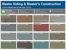Alcoa Coil Stock Color Chart 24 Reasonable Alcoa Siding Color Chart