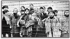 Image result for JEWISH CHILDREN IN NAZI CAMP PHOTO