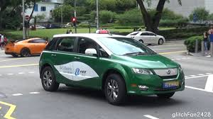 new car 2016 singaporeHDT Taxis Brand New 2016 BYD e6 Electric Taxi Spotted in