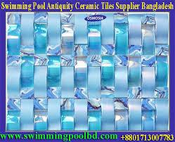 desh swimming pool glass tiles supplier company