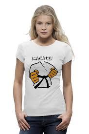 Футболка Wearcraft Premium <b>Карате кимоно ги Karate</b> #906852 ...
