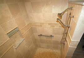 Extremely Walk In Shower Tile Designs Bathroom Remodeling Walk In