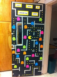 classroom door. Classroom Doors12_Bored Teachers Door A