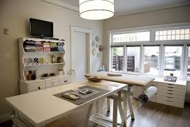 Sew Organized Designing Sewing And Craft Areas  Organized HomeSewing Room Layouts And Designs