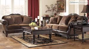 Key Town Truffle Living Room Furniture From Millennium By Ashley