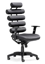 modern task chair. Item # ZM20505. Black Magnifier · White Zuo Modern Unico Office Chair Task A