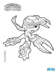 Skylander Coloring Pages Skylanders Trap Team Coloring Pages 52