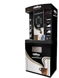 Lavazza Coffee Vending Machine Magnificent Coffee Club Tower KSV