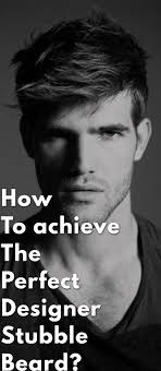 How To Cut Designer Stubble How To Achieve The Perfect Designer Stubble Beard Hubby