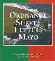 Castlebar County Mayo The Ordnance Survey Letters For Co