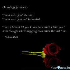 Best Farewell Quotes Status Shayari Poetry Thoughts Yourquote