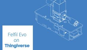 felfil evo on thingiverse the best filament extruder made by you felfil