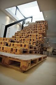creative diy furniture ideas. Unique Furniture Wood Palletstaircase To Creative Diy Furniture Ideas