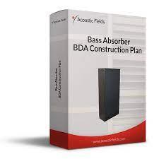 diy bass absorber bda broadband