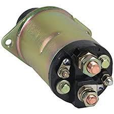 amazon com 12v starter solenoid fits bobcat skid steer loader 643 new solenoid fits bobcat skid steer loader 843b 843hc 853h 943 re62916 re64647