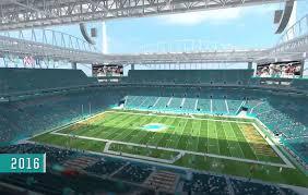 Sun Life Stadium Renovations Upgrade The Bad Seats